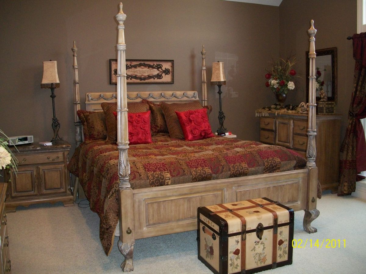 Hostetler builders - Bed room color for girls ...