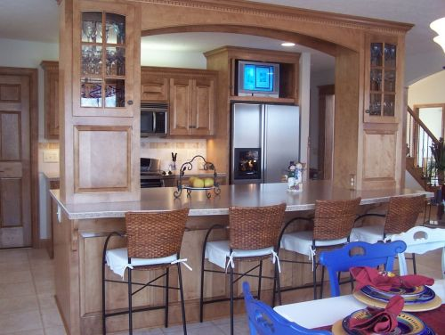 Versatile Kitchen