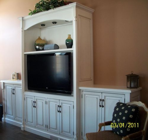 Lovely Entertainment Center